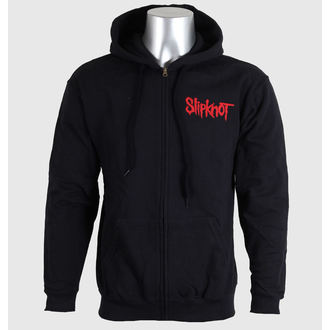 Männer Hoodie Slipknot - Skull Teeth - Blk - BRAVADO EU, BRAVADO EU, Slipknot