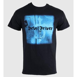 Herren T-Shirt   Devil Driver - I Could Care Less - Black - KINGS ROAD, KINGS ROAD, Devildriver