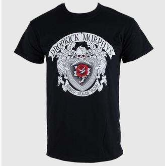 Herren T-Shirt   Dropkick Murphys - Signed And Sealed - Black - KINGS ROAD, KINGS ROAD, Dropkick Murphys