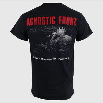Herren T-Shirt Agnostic Front - Today - Black - RAGEWEAR, RAGEWEAR, Agnostic Front