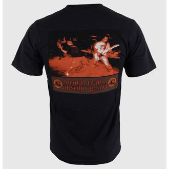 Herren T-Shirt Brutal Truth - Smoke Grind Sleep - Black - RAGEWEAR, RAGEWEAR, Brutal Truth