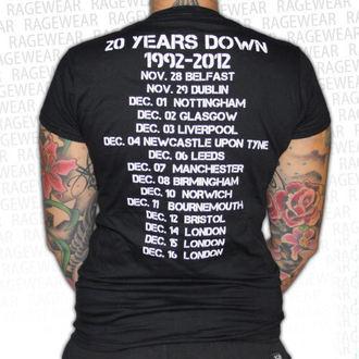 Damen T-Shirt Rancid - Tiger - Black - RAGEWEAR, RAGEWEAR, Rancid