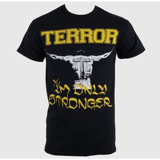 Herren T-Shirt Terror - Cape Fear - Black - RAGEWEAR, RAGEWEAR, Terror