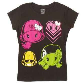 Kinder T-Shirt METAL MULISHA - BFF, METAL MULISHA
