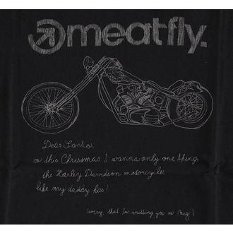 Herren T-Shirt   MEATFLY - WISHLIST B, MEATFLY