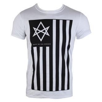Herren T-Shirt   Bring Me The Horizon - Antivist Mens - White - BRAVADO EU, BRAVADO EU, Bring Me The Horizon