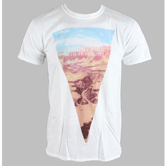 Herren T-Shirt   Bring Me The Horizon - Canyon - White - BRAVADO EU, BRAVADO EU, Bring Me The Horizon