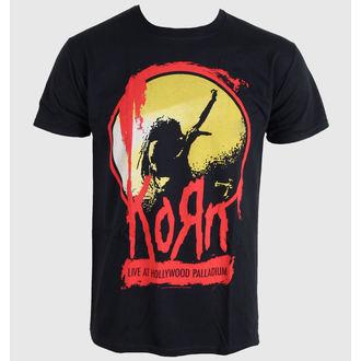 Herren T-Shirt   Korn - Stage - Blk - BRAVADO EU, BRAVADO EU, Korn
