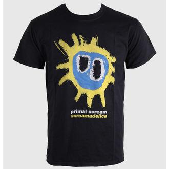 Herren T-Shirt   Primal Scream Screamadelica - Yellow - BRAVADO EU, BRAVADO EU