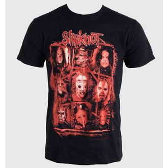 Herren T-Shirt Slipknot - Rusty Face - Blk - BRAVADO EU, BRAVADO EU, Slipknot