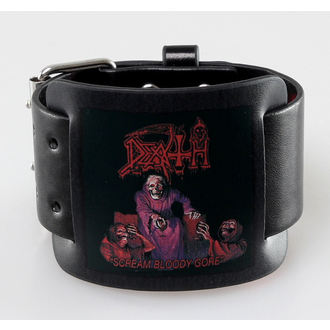 Armband Death - Scream Bloody Gore - RAZAMATAZ, RAZAMATAZ, Death
