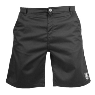 Herren Shorts BLACK HEART - MARK - SCHWARZ, BLACK HEART