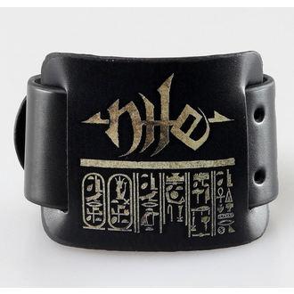 Armband Nile - Logo/Hieroglyphs - RAZAMATAZ, RAZAMATAZ, Nile