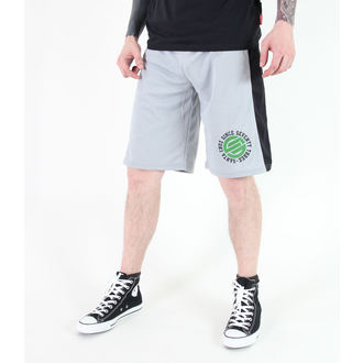 Herren Shorts  SANTA CRUZ - CIRCULATE BASKETBALL - GRAU, SANTA CRUZ