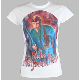 Damen T-Shirt  Star Wars - Luke Skywalker - PLASTIC HEAD, PLASTIC HEAD, Star Wars