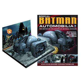 Dekoration , Automobil Batman - The Dark Knight - Special Tank, NNM, Batman