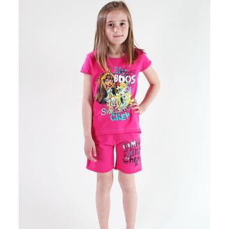 Mädchen T-Shirt TV MANIA - Monster High - Pink, TV MANIA, Monster High