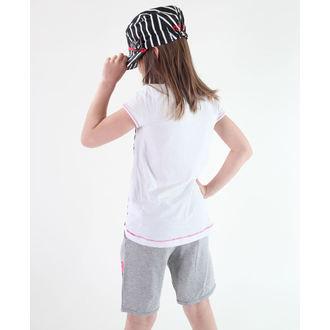 Mädchen T-Shirt Monster High - White, TV MANIA, Monster High