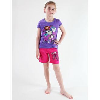 Mädchen T-Shirt Monster High - Purple, TV MANIA, Monster High