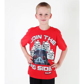 Jungen-T-Shirt  TV MANIA - Star Wars - Red, TV MANIA