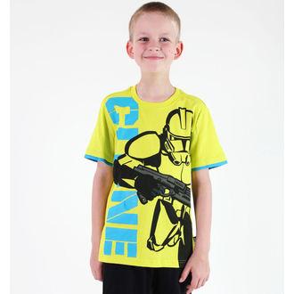 Jungen-T-Shirt  TV MANIA - Star Wars Clone - Lime, TV MANIA, Star Wars