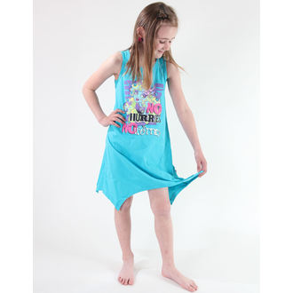 Kleid für Mädchen  TV MANIA - Monster High - Turquise, TV MANIA, Monster High