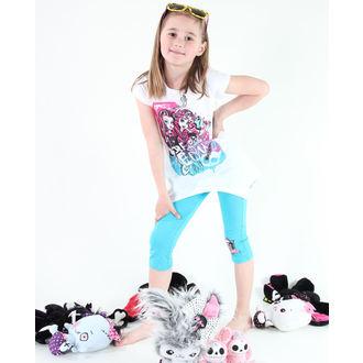 Mädchen Pyjama ( T-Shirt + Leggings) - Monster High - White, TV MANIA, Monster High