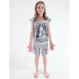 Mädchen Shorts  Monster High - Grey, TV MANIA