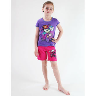 Mädchen Shorts  Monster High - Pink, TV MANIA