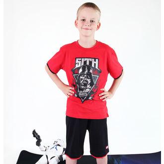 Set für Jungen ( T-Shirt + Shorts) TV MANIA - Star Wars Clone - Red, TV MANIA, Star Wars