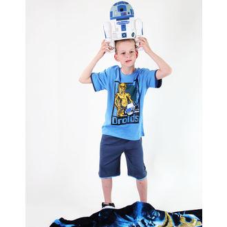 Set für Jungen ( T-Shirt + Shorts) TV MANIA - Star Wars Clone - Blue, TV MANIA, Star Wars