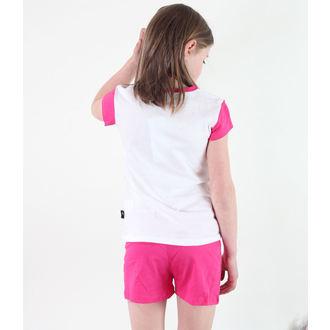 Mädchen Pyjama  TV MANIA - Monster High - White/Pink, TV MANIA
