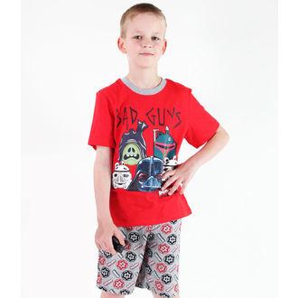 Schlafanzug für Jungen TV MANIA - Angry Birds - Red, TV MANIA
