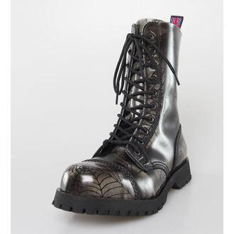 Schuhe NEVERMIND - 10 Loch - Grey Spider, NEVERMIND