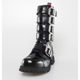Schuhe NEVERMIND - 14 Loch - Polido Black, NEVERMIND