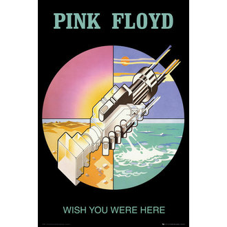 Poster Pink Floyd - Wish You Were Here 2, GB posters, Pink Floyd