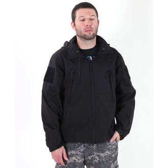 Herrenjacke Frühling/Herbst (softshell) ROTHCO - SPECIAL OPS - BLK, ROTHCO