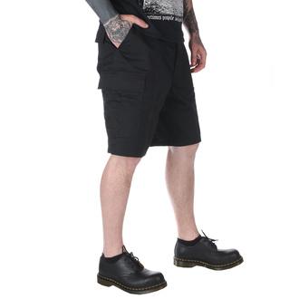 Herren Shorts  ROTHCO P/C - BLACK, ROTHCO