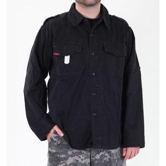 Herrenhemd  ROTHCO - VINTAGE BDU - BLACK, ROTHCO