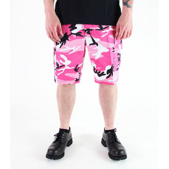 Shorts ROTHCO - BDU P/C - PINK CAMO, ROTHCO