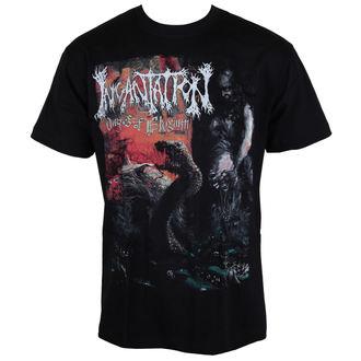 Herren T-Shirt   Incantation - Dirges Of Elysium Band - CARTON, CARTON, Incantation