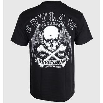 Herren T-Shirt Outlaw Threadz - Unbreakable, OUTLAW THREADZ