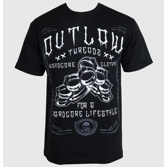 Herren T-Shirt Outlaw Threadz - Hardcore, OUTLAW THREADZ