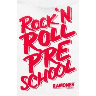 Kinder T-Shirt SOURPUSS - Ramones - RNR Pre School - White, SOURPUSS, Ramones
