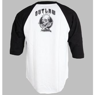 Herren T-Shirt 3/4-Arm Outlaw Threadz - Rebel, OUTLAW THREADZ