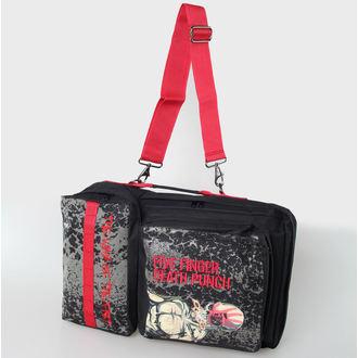 Rucksack Five Finger Death Punch - Wotf - Black - BRAVADO, BRAVADO, Five Finger Death Punch