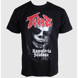 Herren T-Shirt   Turbo - Kawaleria Szatana - Black - CARTON, CARTON, Turbo