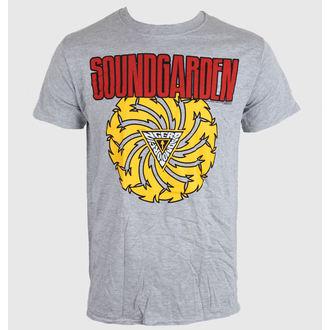 Herren T-Shirt   Soundgarden - Badmotor Finger - Grey - ROCK OFF, ROCK OFF, Soundgarden