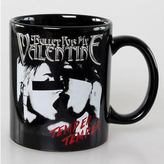 Keramiktasse Bullet For my Valentine - Skull Red Eyes Black - ROCK OFF, ROCK OFF, Bullet For my Valentine