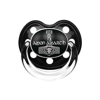 Schnuller Amon Amarth - ( Thors Hammer), Metal-Kids, Amon Amarth
